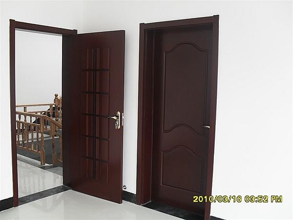 家居装修 实木门 实木复合门 塑钢门 不锈钢门