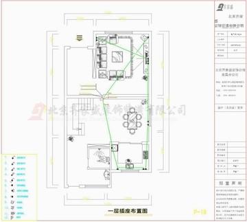 别墅装修电路设计规范图